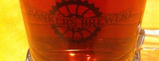 Cranker's Restaurant & Brewery - Grand Rapids is one of Michigan Breweries.