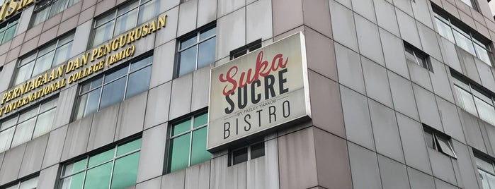 SukaSucre Bistro is one of Makan2.