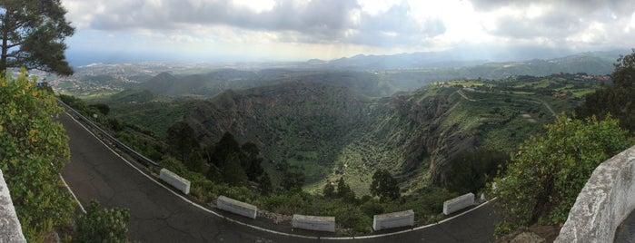 Pico De Bandama is one of CANARIAS.
