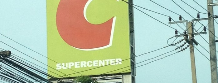 Big C is one of Top picks for Department Stores.