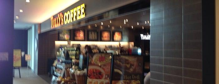 Tully's Coffee is one of ぎゅ↪︎ん 🐾'ın Kaydettiği Mekanlar.