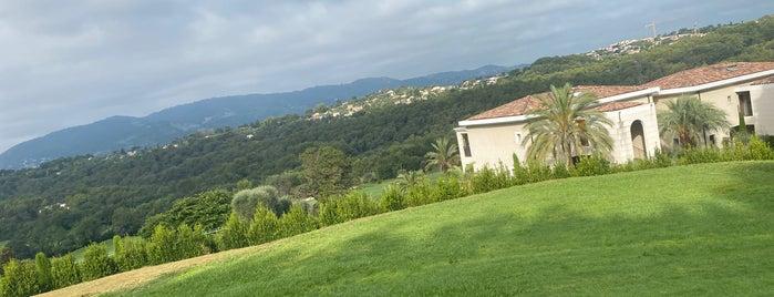 Royal Mougins Golf Club is one of Lugares favoritos de LDJ.