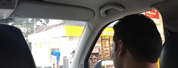 Shell is one of Del : понравившиеся места.