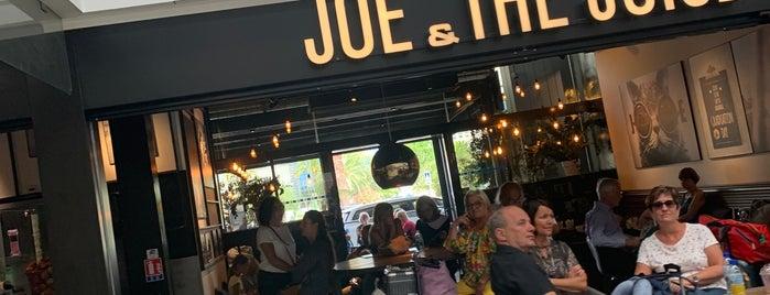 JOE & THE JUICE is one of Arina: сохраненные места.
