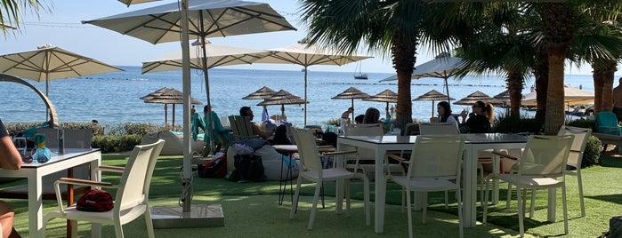 Columbia Beach is one of Limassol restaurants.