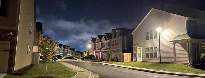 Fairburn, GA is one of TOMORROWWORLD U.S.A. 2013.