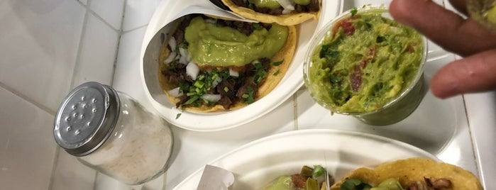 Los Tacos No. 1 is one of New York Spots.