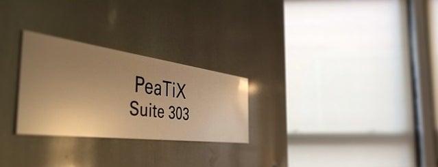 Peatix Inc is one of Lugares favoritos de Michelle.