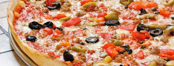 Fine Pizza is one of Middle East.