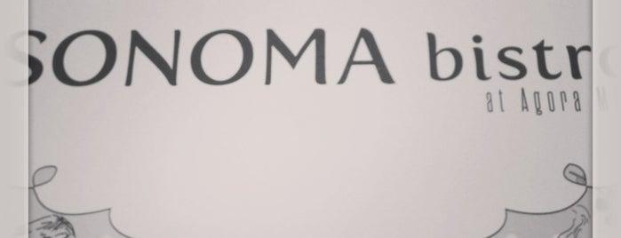 Sonoma Bistro is one of สถานที่ที่ Mary ถูกใจ.