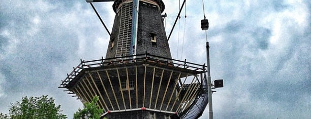Molen De Gooyer is one of MY AMSTERDAM.