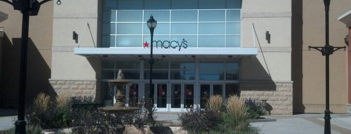 Macy's is one of Lugares favoritos de Leroy.