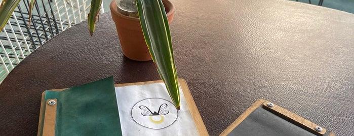 Luziérnaga Café is one of A futuro.