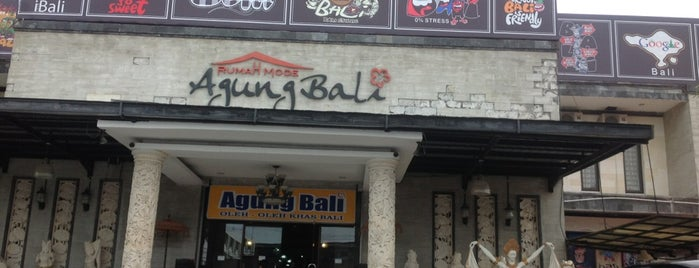 Agung Bali Oleh Oleh Khas Bali is one of Maggie's Liked Places.