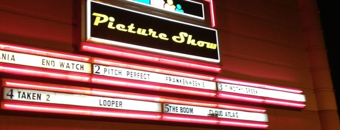 Picture Show is one of Locais salvos de Philip.