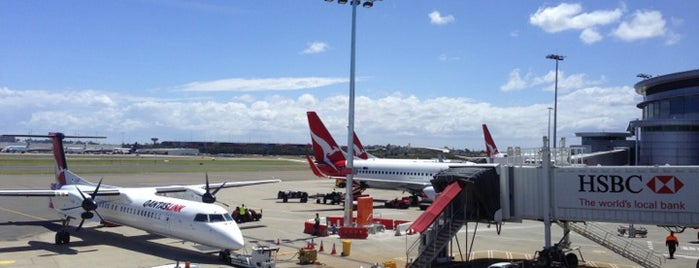 Gate 17 is one of Sydney Airport Watchlist.