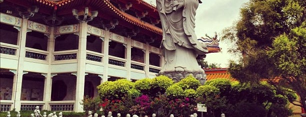 Kong Meng San Phor Kark See Monastery (光明山普觉禅寺 Bright Hill Temple) is one of Gespeicherte Orte von samichlaus.