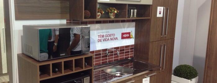 Look Móveis is one of Posti che sono piaciuti a Diego.