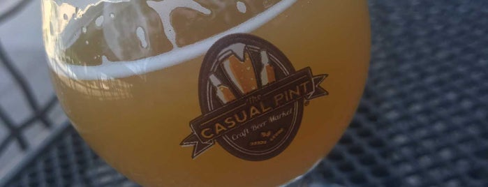 The Casual Pint Central Phoenix is one of Tempat yang Disukai Jefe.