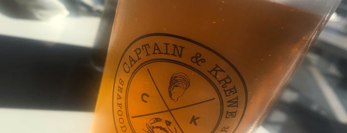 Captain & Krewe Seafood Market & Raw Bar is one of Naples (FL) Favorites.