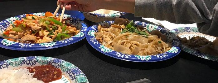 Nat's Thai Food is one of Lieux qui ont plu à Allie.