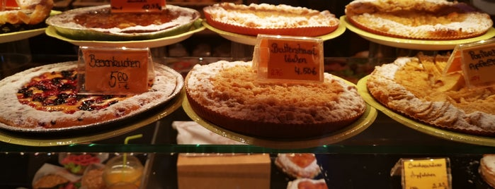 Bäckerei HansS is one of Frankfurt.