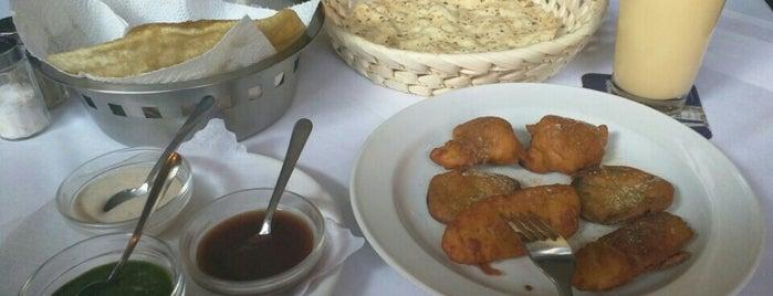 Restaurant Delhi is one of Moin Moin, Hamburg!.