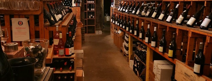 Les Caves du Forum is one of Wine World.