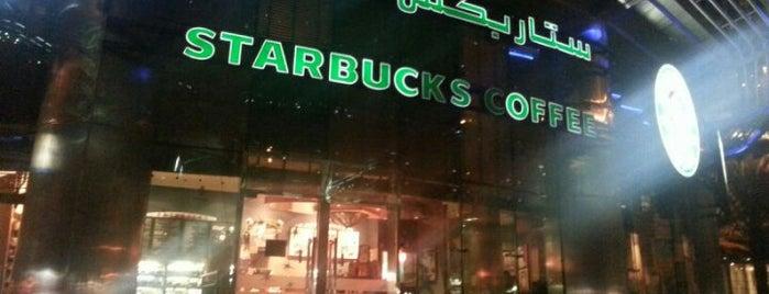 Starbucks is one of Dubai Food 7.