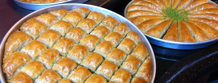 Ayıntap Baklavaları is one of Seda 님이 좋아한 장소.