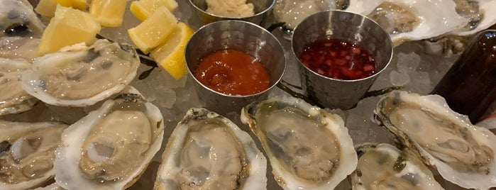 True Chesapeake Oyster Co. is one of Esquire.