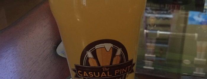 The Casual Pint Central Phoenix is one of Orte, die Jefe gefallen.