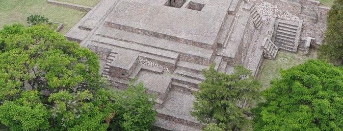 Pirámide De Tlapacoya is one of MEX.