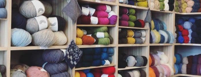 Wollen Berlin is one of My global yarn crawl.