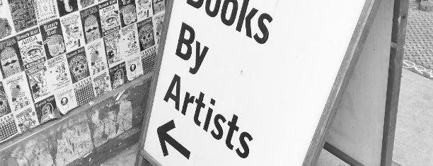 Printed Matter is one of NYC — Favorites.