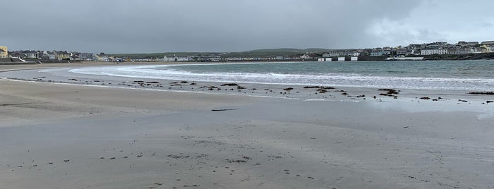 Kilkee Beach is one of Clare.