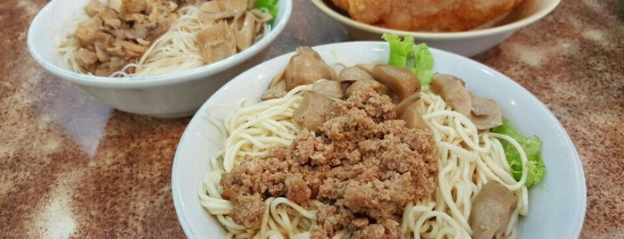 Bakmi Pinangsari is one of Best of Jakarta Food.