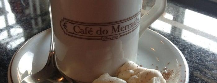 Café do Mercado is one of CWB - Cafés.