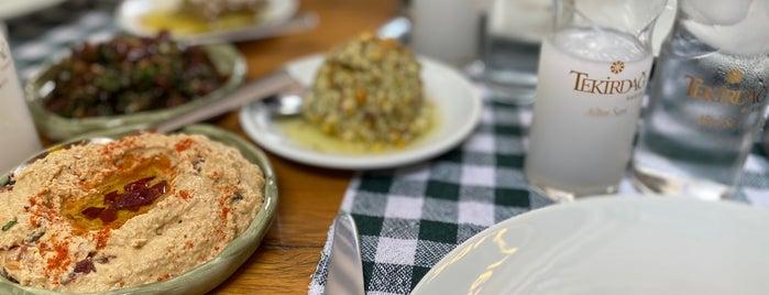 Sarı Rumeli Mutfağı is one of İÇMECE.