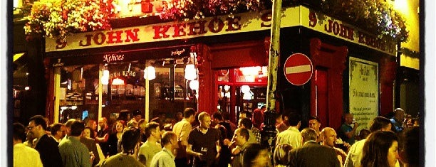 Kehoe's is one of Top Dublin pubs.