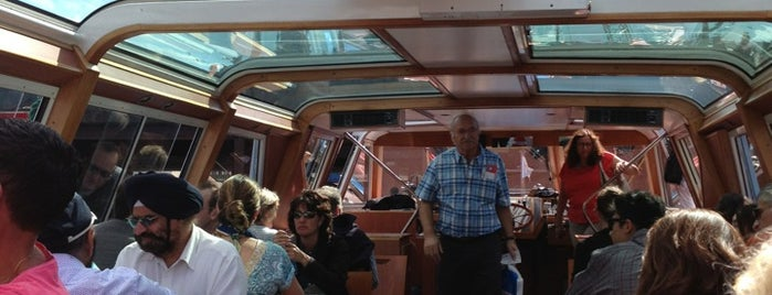 Stromma Canal Cruises is one of The Nederlands.