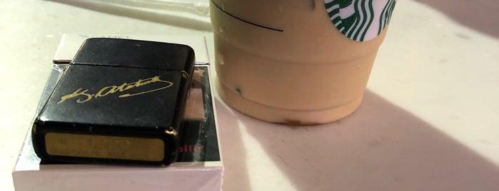 Starbucks is one of Cem : понравившиеся места.