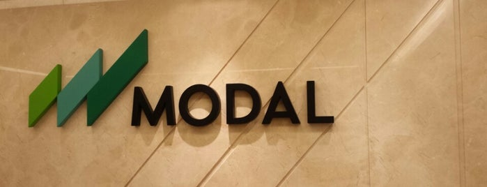 Banco Modal - Nova Filial SP is one of Posti che sono piaciuti a William.
