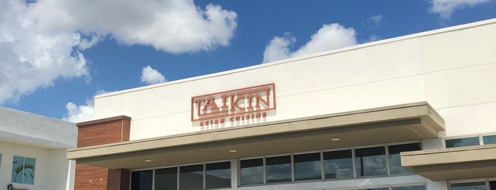 TAIKIN is one of Miami.