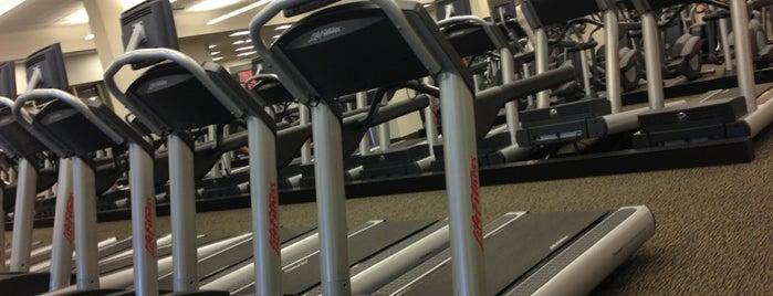 LA Fitness is one of Alexis : понравившиеся места.