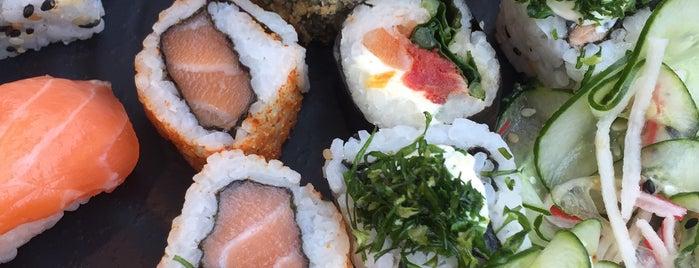 Bushido Sushi e Sashimi is one of Locais curtidos por Bfdrunk.