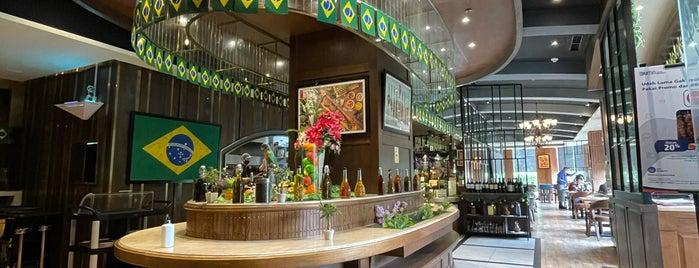 Tucano's Churrasco Brazilian Bbq is one of Jakarta.