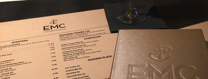 EMC Seafood & Raw Bar is one of Posti che sono piaciuti a Arnie.