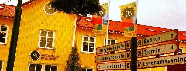 Restaurant Reykjavík is one of 20 favorite restaurants.