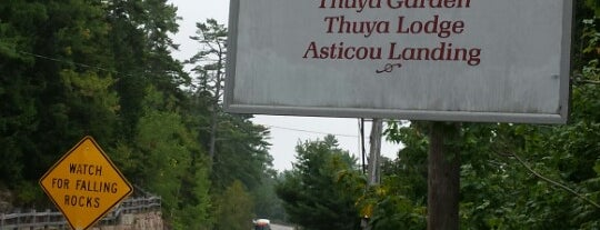 Asticou Gardens is one of Mo's Liked Places.